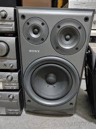 Bộ dàn trung Sony MD7 4 thớt, loa theo... - Nguyễn Hiển Audio