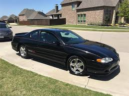 2004 Chevrolet Monte Carlo Ss Intimidator For Sale Classiccars Com Cc 1096464