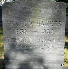 Carrie Elva Sampson Hawkes (1864-1946) - Find A Grave Memorial