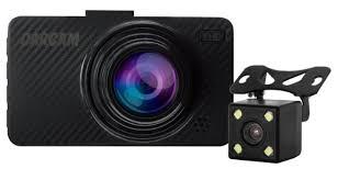 Купить <b>Видеорегистратор CARCAM D5</b>, 2 камеры черный по ...