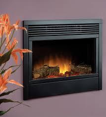 flamerite atlanta inset electric fire wall mounted