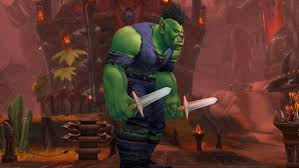 You Barbers Can Orc In For Stand Azeroth Upright Make To Your With The Pcgamesn A Trip Battle