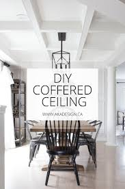 Best 25+ Coffered ceilings ideas on Pinterest | Coffer, Orb light fixture  and Farmhouse ceiling tile