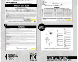 freelance makeup artist contracts essential package instant business forms freelance wedding makeup artist contract