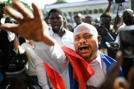U.S. delegation cuts Haiti trip short ...