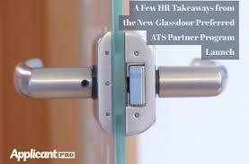 a few hr takeaways from the new glassdoor preferred ats partner program launch applicantpro