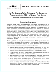executive summary format for project report 9 executive summary sample financial statement form
