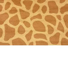 giraffe area rug print animal rugs for nursery