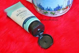 the body seaweed pore cleansing