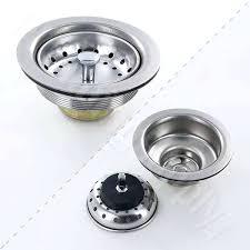 kitchen sink strainer basket basket strainers kitchen sink strainer basket wrench