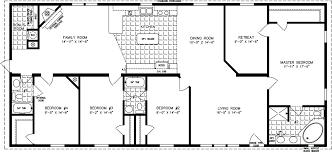 modular home floor plans manufactured home floor plan the t n r o model 4 bedrooms modular home floor