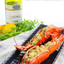 simple lobster thermidor recipe with