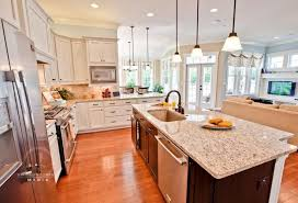 open kitchen living room floor plan. Kitchen Remodel Open Floor Plan Internetsaleco Living Room D