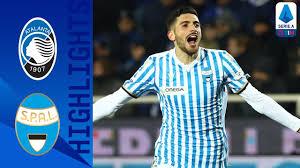 Atalanta 1-2 SPAL | Petanga & Valoti Cancel Out Atalanta Opener!