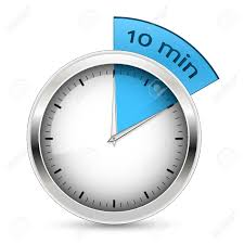 Timer 10 Minutes Timer 10 Minutes Blue Royalty Free Cliparts Vectors And Stock