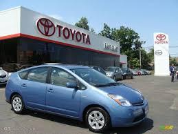 2009 Seaside Blue Pearl Toyota Prius Hybrid #13235049 | GTCarLot ...