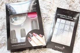 UrHappyBunnie: Konad Stamping Nail Art Set Review