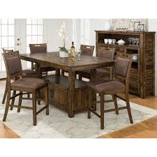 Dining Table With Storage Jofran 1511 72tbkt Cannon Valley Dining Table W Storage Base In