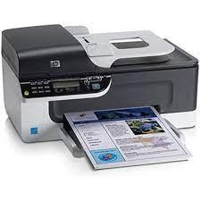 تعريفات طابعة hp officejet j4580 لجميع نسخ الويندوز 32 بت. Amazon Com Hp Officejet J4580 All In One Printer Multifunction Office Machines Electronics