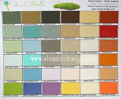 paint colors for furniture. CeCe Caldwell\u0027s Hand Painted Color Chart By Shizzle Design In Grand Rapids, Michigan Furniture Paint Colors For T