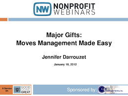fundraising pyramid template major gifts moves management made easy