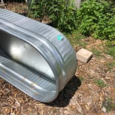 raised bed stock tank galvanized