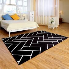 zeegle geometric rugs and carpets for home living room anti slip large size rugs bedroom bedside mats office chair floor mats large garden cushions outdoor