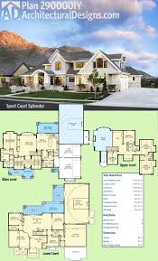 ideas literarywondrous luxury house plans large one story single nz mediterranean with