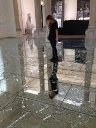 shattered mirror floor where is this broken glass floor museum jetsetter oh the places you ll