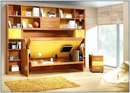 murphy bed desk. Desk Murphy Bed Combo Plans
