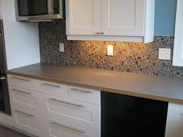 slate tile backsplashes here s a pretty kitchen backsplash