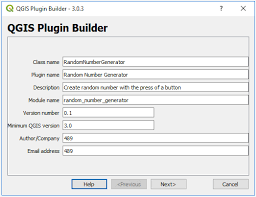4.11.1 Creating a Plugin Template with Plugin Builder 3 | GEOG 489 ...