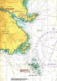 Maps And Charts Of Race Rocks Race Rocks Ecological