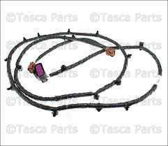 new oem mopar front fasica wiring harness 2014 2015 jeep cherokee 68224563ab