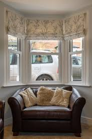 Kitchen Window Dressing 17 Best Ideas About Bay Window Curtains On Pinterest Bay Window