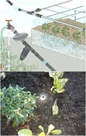 automatic drip irrigation system garden watering kits easy systems self