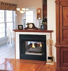 ventless gas fireplace insert with logs installing in existing install cost