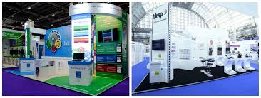Product Display Stands For Exhibitions