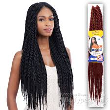 freetress synthetic braid large dookie braids