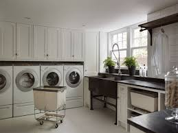 Laundry Room in Basement