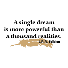 Simple Dream Quotes Best Of A Single Dream Wall Quotes™ Decal WallQuotes