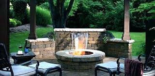patio outside patio ideas fireplace modern surround decor of outdoor with outside patio ideas