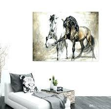 horse wall art horse wall art full size of living horse wall art black and white horse wall art