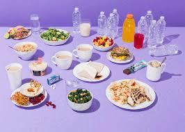 2016 Rio Olympics Eat Like An Olympian Time
