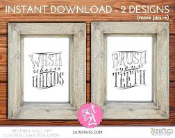 bathroom wall art modern luxury printable wash those hands brush your uk amazon on bathroom wall art uk amazon with bathroom wall art modern luxury printable wash those hands brush