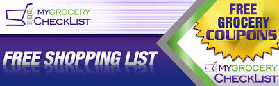 grocery checklist my grocery checklist custom grocery food lists made fast and