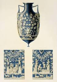 reion of a decorated vase from the houseonuments of pompeii giclee print by fausto and felice niccolini at allposters com