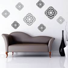 Small Picture Ornament Wall Mural Decals Abstract Wall Decal Murals Primedecals