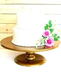 gold cupcake holder wedding