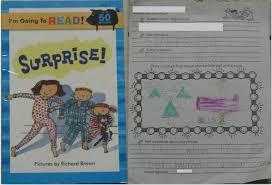 kindergarten book reports between my littles and me 28 feb 2011